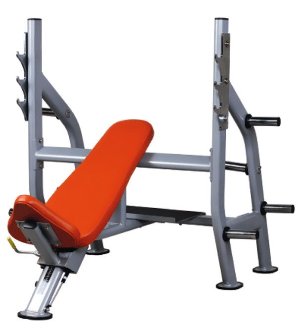 mustl-Olympic Incline Bench